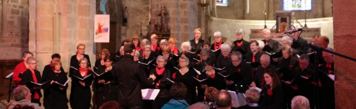 11 mai 2019 - Concert au prieuré de Champdieu