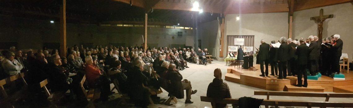 Concert caritatif du 14 février 2020 - Eglise Sainte-Marguerite